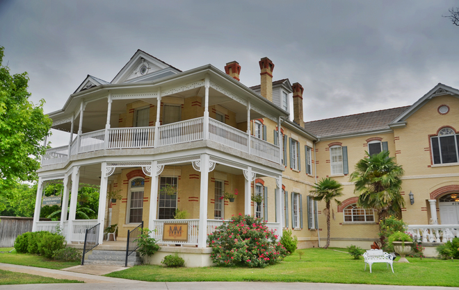 Texas Bed And Breakfast And Inns Directory For New